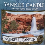 Crumble vosk Yankee Candle Waterfall Canyon USA 22 g