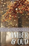 Crumble vosk Colonial Candle Amber & Oud 22g