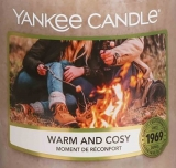 Crumble vosk Yankee Candle Warm and Cosy USA 22 g