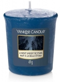 Votivní svíčka Yankee Candle A Night Under The Stars  49 g