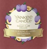 Crumble vosk Yankee Candle Sugar Plum USA 22 g