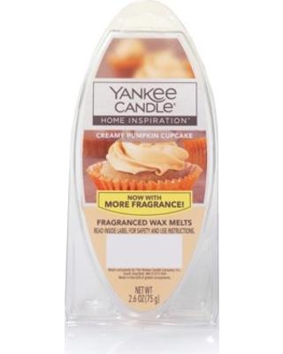 Vonný vosk Yankee Candle Creamy Pumpkin Cupcake 75 g