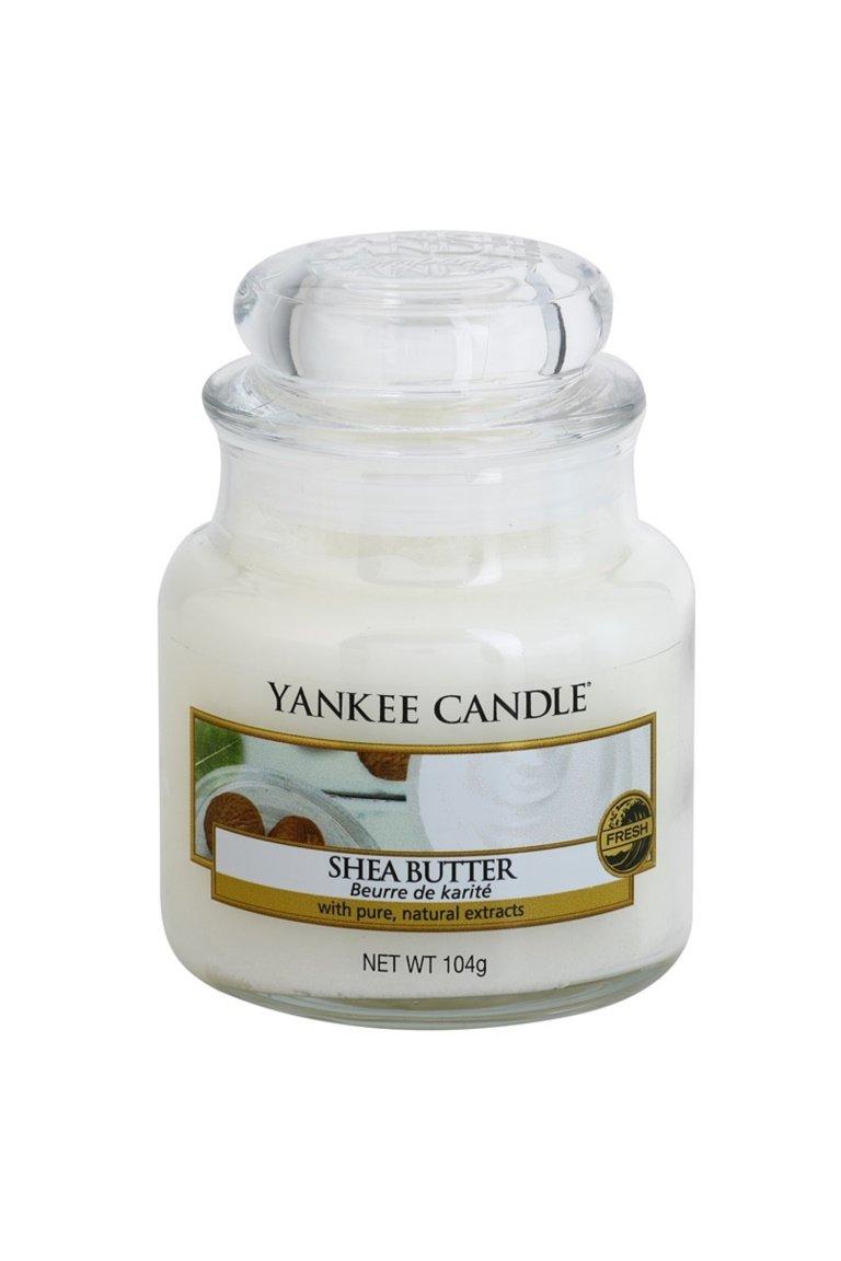 Vonná svíčka Yankee Candle Shea Butter 104 g