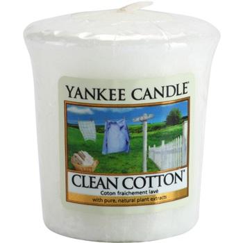Votivní svíčka Yankee Candle Clean Cotton 49g