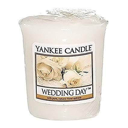 Votivní svíčka Yankee Candle Wedding Day 49g
