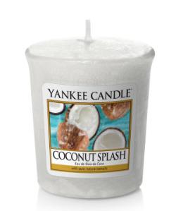 Votivní svíčka Yankee Candle Coconut Splash 49 g