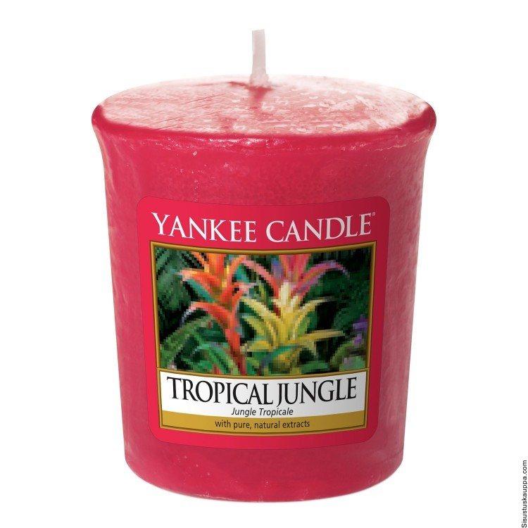Votivní svíčka Yankee Candle Tropical Jungle 49g