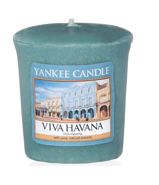 Votivní svíčka Yankee Candle Viva Havana 49g