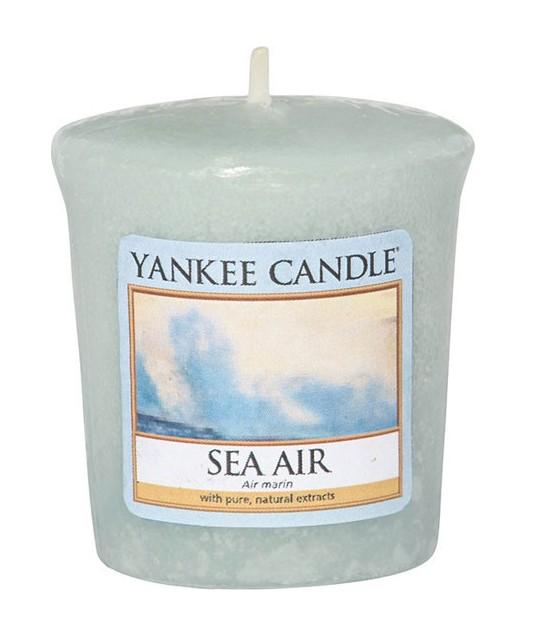 Votivní svíčka Yankee Candle Sea Air 49g