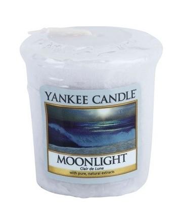 Votivní svíčka Yankee Candle Moonlight 49g