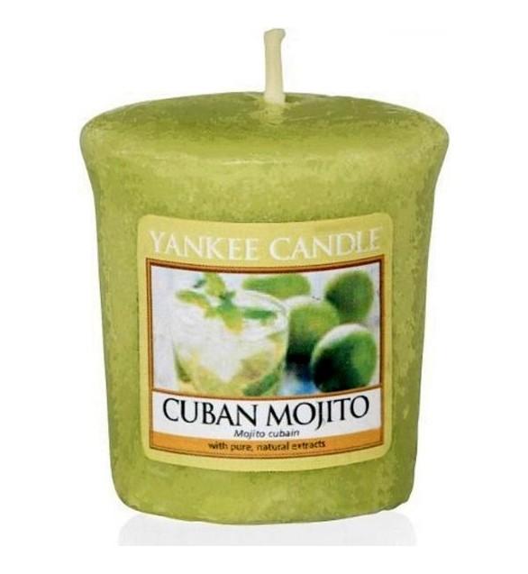 Votivní svíčka Yankee Candle Cuban Mojito 49g