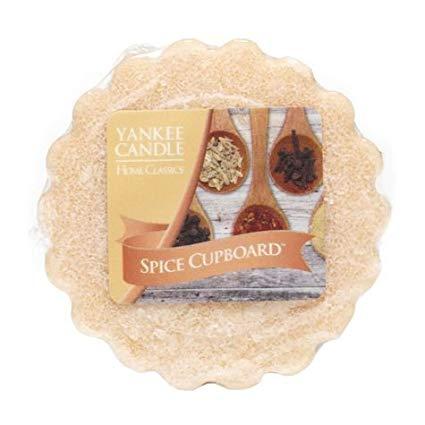 Vonný vosk Yankee Candle Spice Cupboard 22 g