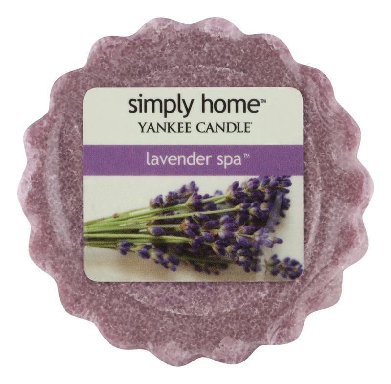 Vonný vosk Yankee Candle Lavender Spa 22 g