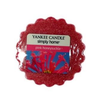 Vonný vosk Yankee Candle Pink Honeysuckle 22 g