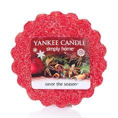 Vonný vosk Yankee Candle Savour the Season 22 g