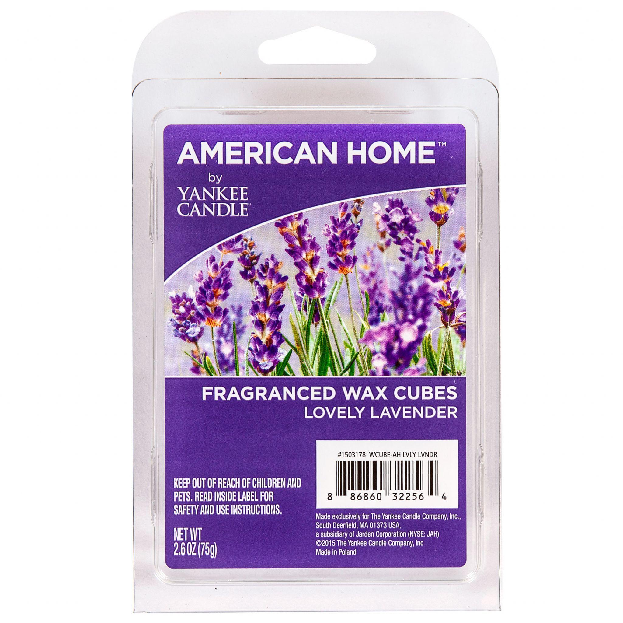 Vonný vosk Yankee Candle Lovely Lavender 75 g USA