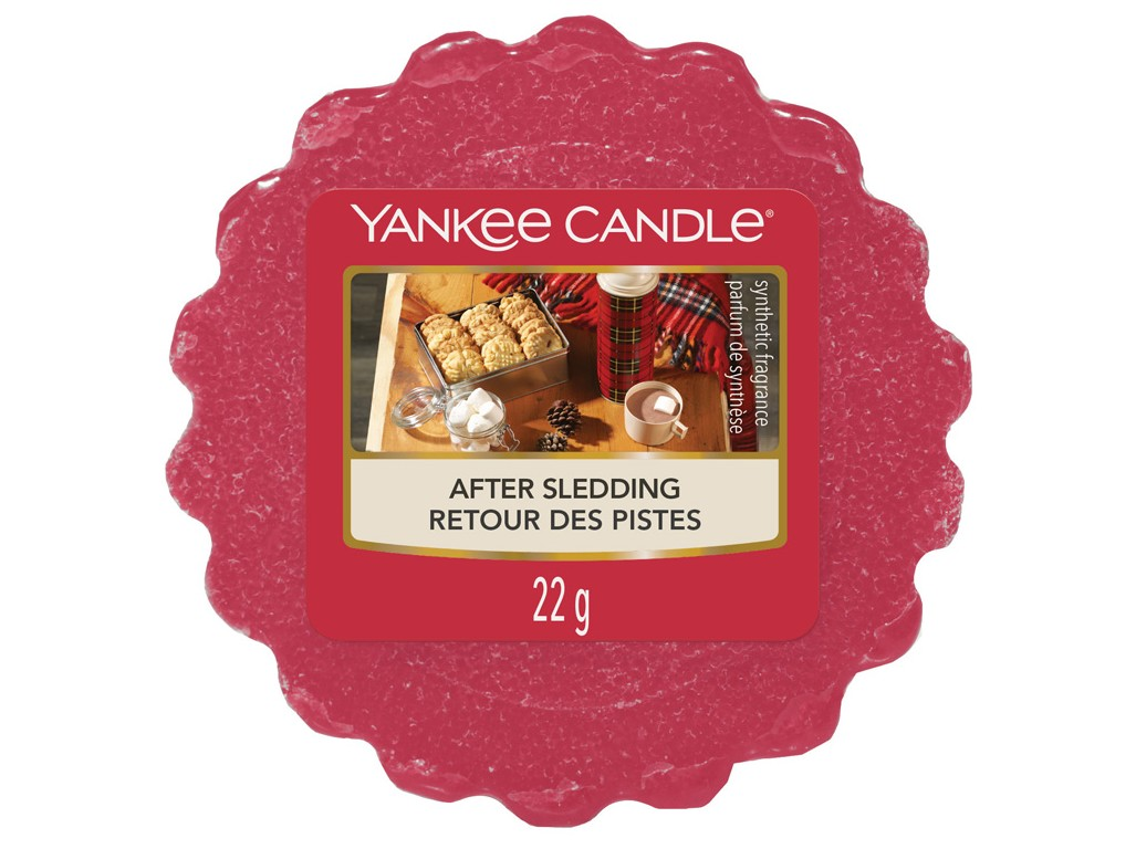 Vonný vosk Yankee Candle After Sledding 22g