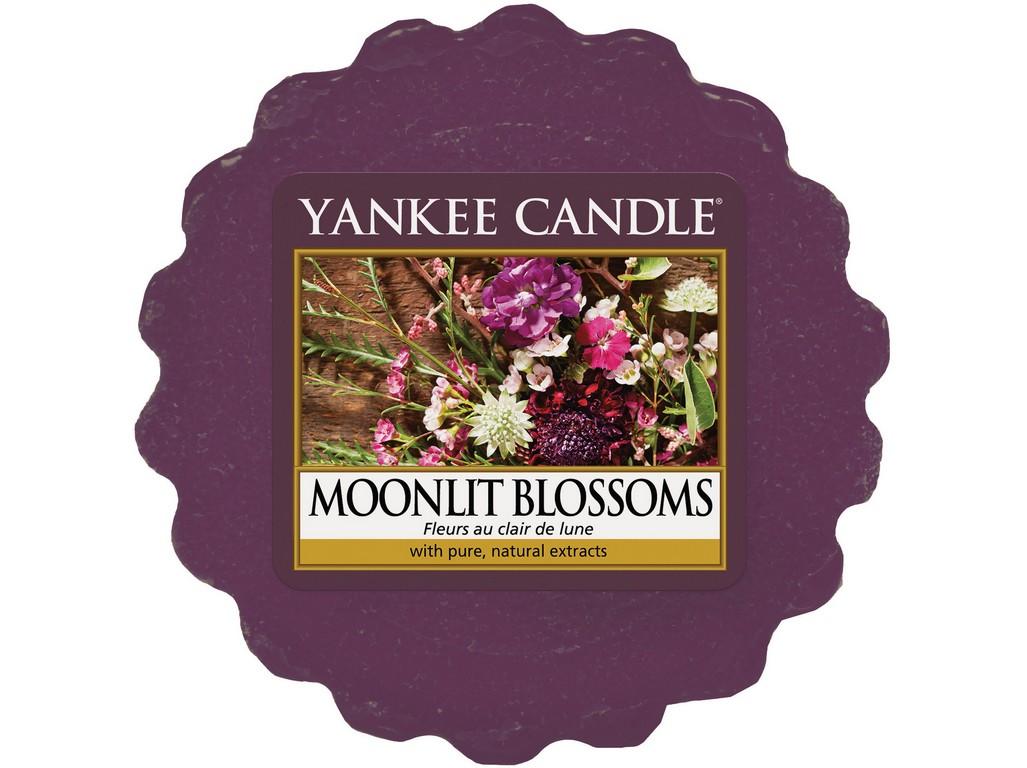 Vonný vosk Yankee Candle Moonlit Blossoms 22g
