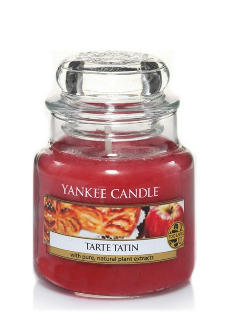 Vonná svíčka Yankee Candle Tarte Tatin 104 g