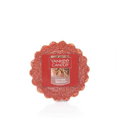 Vonný vosk Yankee Candle Autumn Wreath 22g