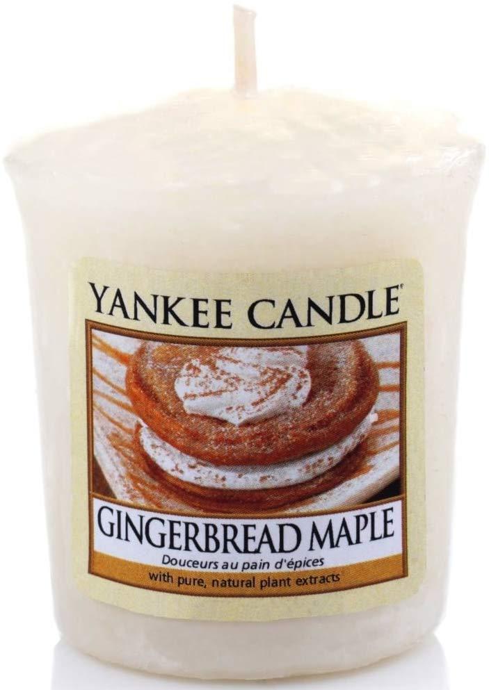 Votivní svíčka Yankee Candle Gingerbread Maple 49g