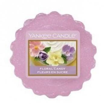 Vonný vosk Yankee Candle Floral Candy 22g