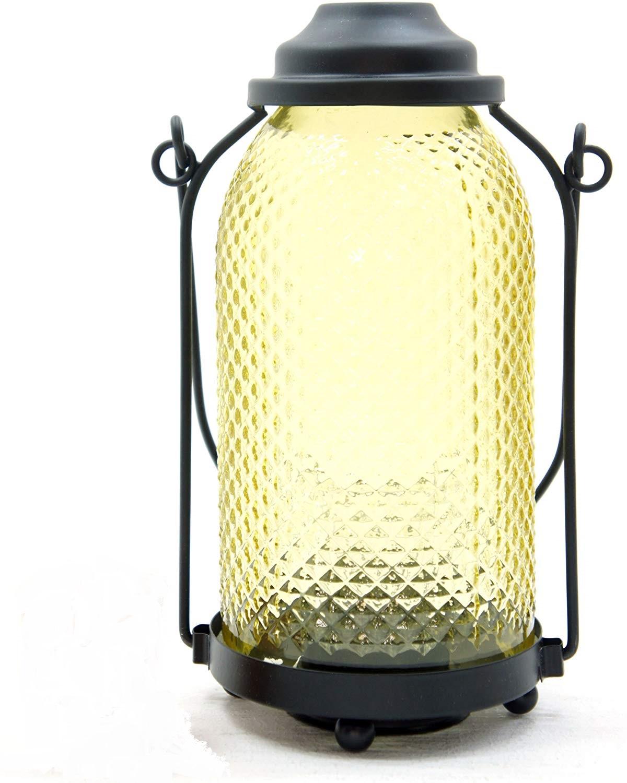 Lucerna Yankee Candle žlutá