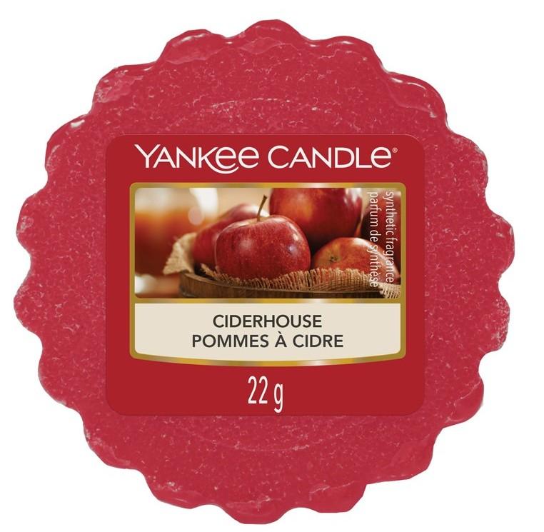 Vonný vosk Yankee Candle Ciderhouse 22g