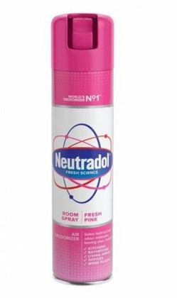Neutradol Fresh Pink osvěžovač vzduchu 300 ml