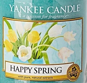 Crumble vosk Yankee Candle Happy Spring USA 22 g