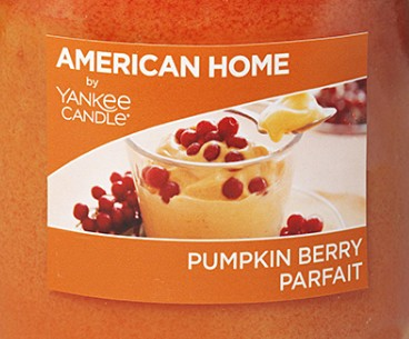 Crumble vosk Yankee Candle Pumpkin Berry Parfait USA 22 g