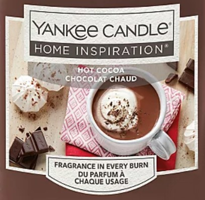 Crumble vosk Yankee Candle Hot Cocoa USA 22 g