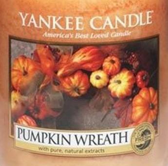 Crumble vosk Yankee Candle Pumpkin Wreath USA 22 g