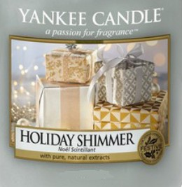 Crumble vosk Yankee Candle Holiday Shimmer USA 22 g