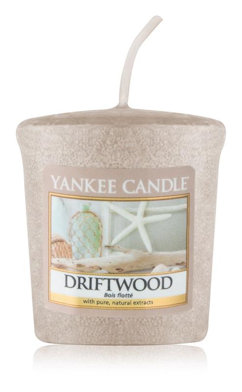Votivní svíčka Yankee Candle Driftwood 49g