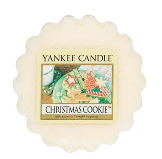 Vonný vosk Yankee Candle Christmas Cookie 22g