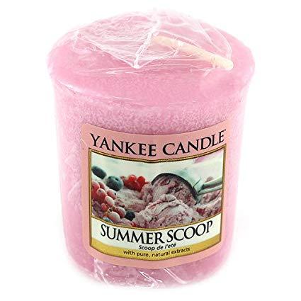 Votivní svíčka Yankee Candle Summer Scoop 49g