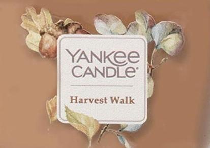Crumble vosk Yankee Candle Harvest Walk Elavation USA 22 g