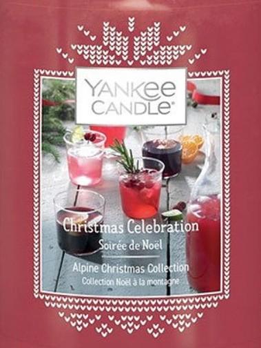Crumble vosk Yankee Candle Christmas Celebration 22 g