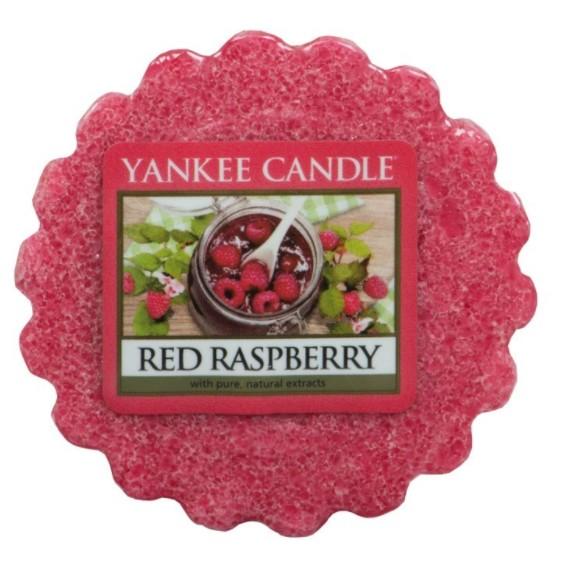 Vonný vosk Yankee Candle Red Raspberry 22g