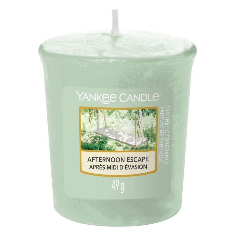 Votivní svíčka Yankee Candle Afternoon Escape 49g