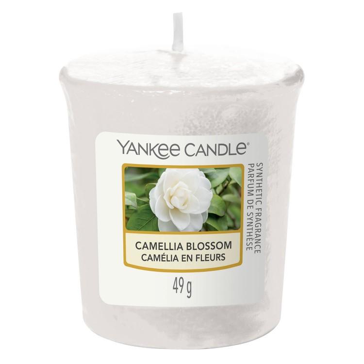Votivní svíčka Yankee Candle Camellia Blossom 49g