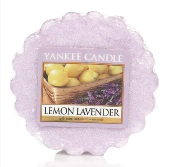 Vonný vosk Yankee Candle Lemon Lavender 22g