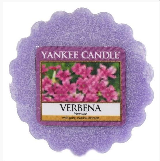 Vonný vosk Yankee Candle Verbena 22g