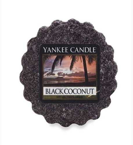 Vonný vosk Yankee Candle Black Coconut 22g