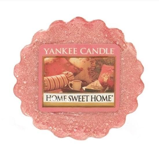 Vonný vosk Yankee Candle Home Sweet Home 22g