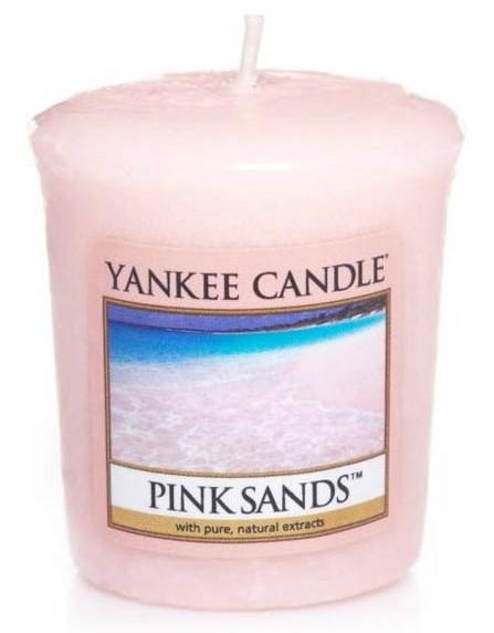 Votivní svíčka Yankee Candle Pink Sands 49g