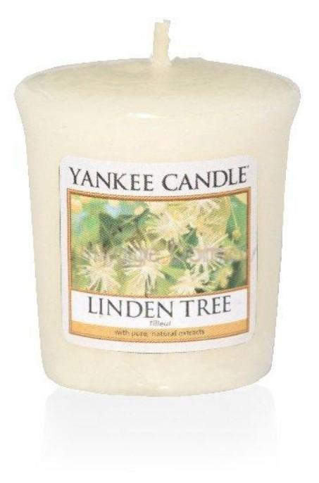Votivní svíčka Yankee Candle Linden Tree 49g