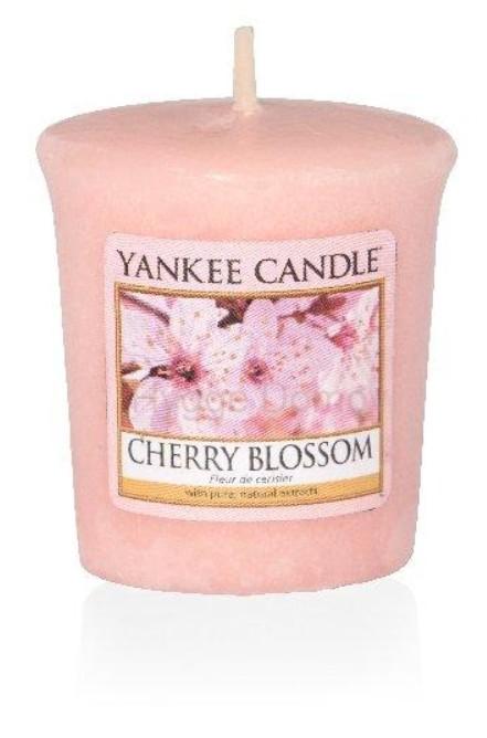 Votivní svíčka Yankee Candle Cherry Blossom 49g