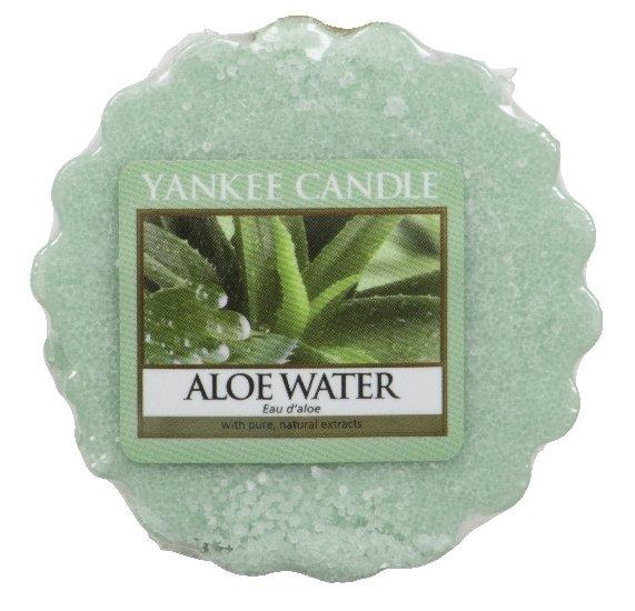Vonný vosk Yankee Candle Aloe Water 22g